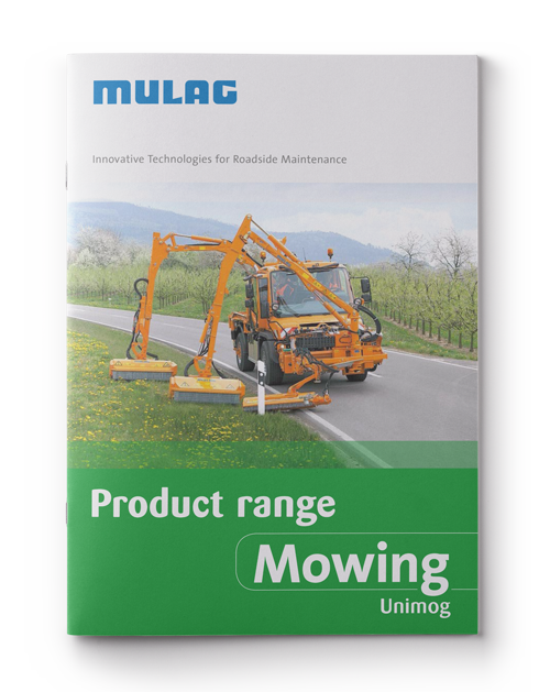 Mulag for Unimog brochure