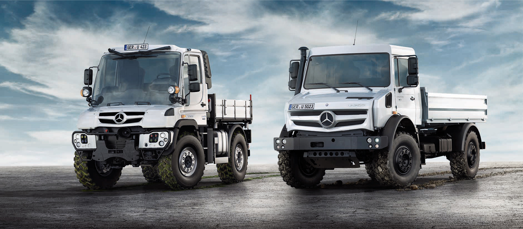The New Unimog UGE and UHE from South Cave Tractors Ltd