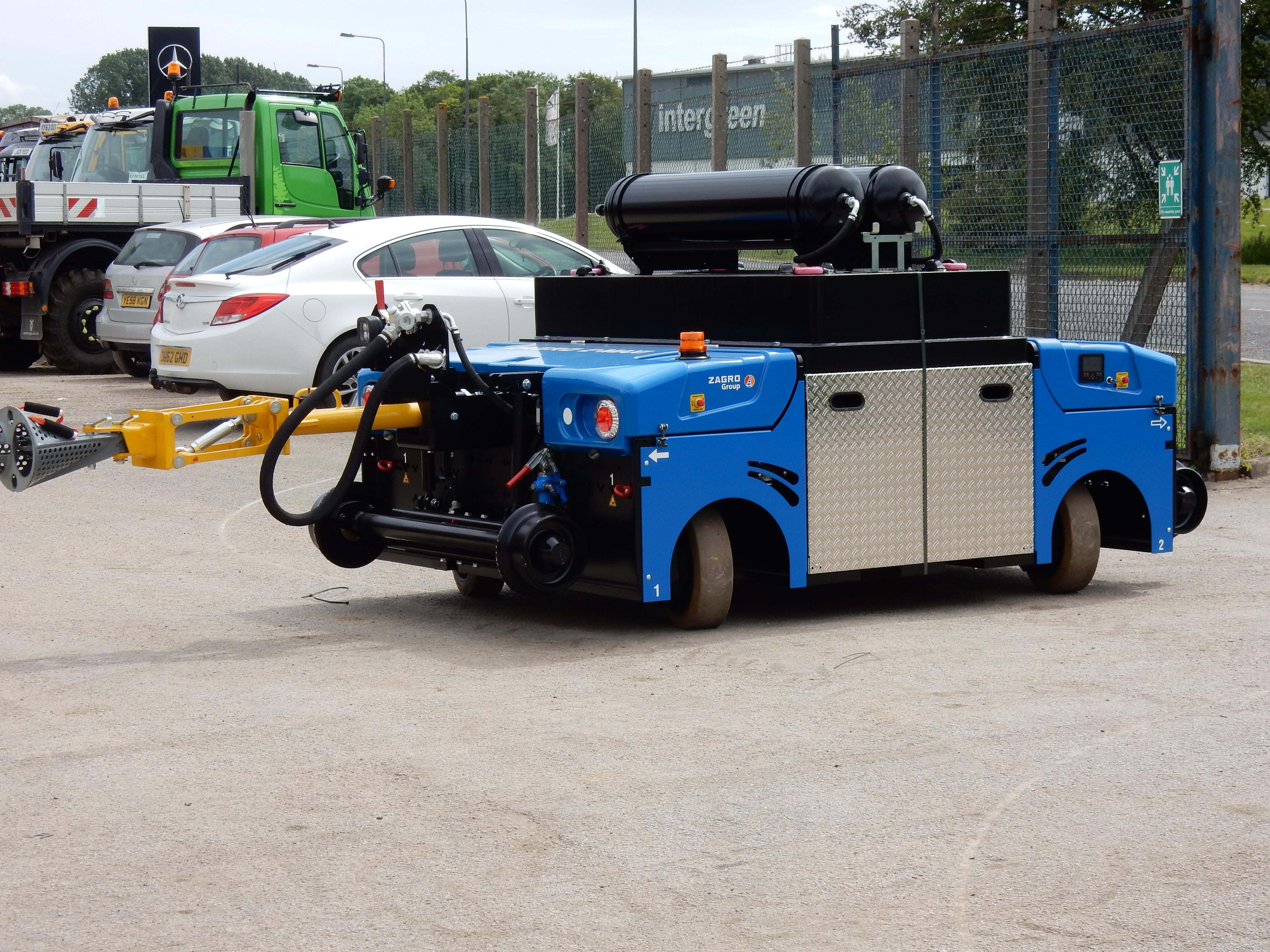 E-MAXI XL electric battery robot shunter2