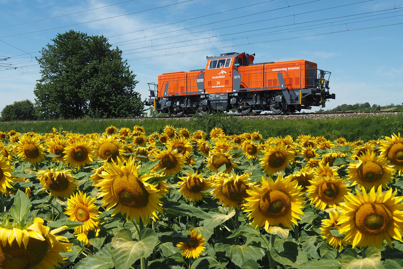 ZAGO GMEINDER electric / Hybrid Locomotive